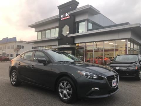 2016 Mazda MAZDA3 for sale in Virginia Beach, VA