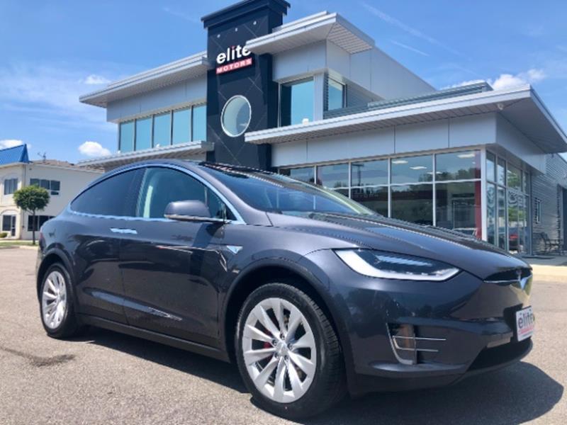 2016 Tesla Model X Awd P90d 4dr Suv In Virginia Beach Va Elite Motors