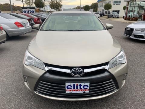 2017 Toyota Camry for sale in Virginia Beach, VA