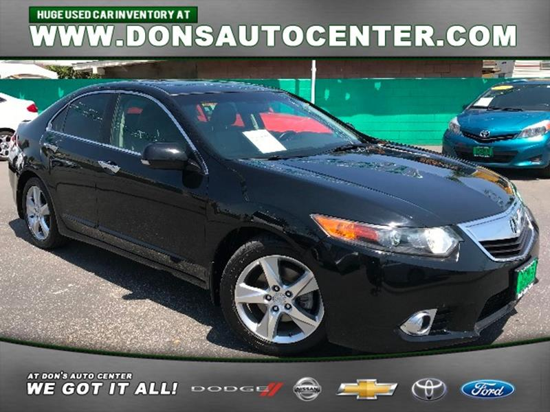 2012 acura tsx 4dr sedan wtechnology package in fontana ca dons 2012 acura tsx 4dr sedan wtechnology package fontana ca solutioingenieria Image collections