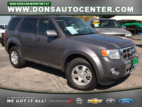 2012 Ford Escape for sale in Fontana, CA