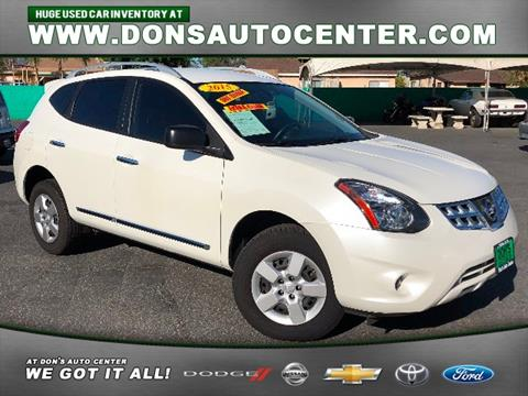 2015 Nissan Rogue Select for sale in Fontana, CA
