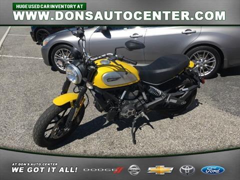 2015 Ducati Scrambler for sale in Fontana, CA