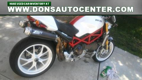 2007 Ducati S4RS for sale in Fontana, CA