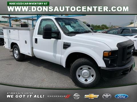 2008 Ford F-250 Super Duty for sale in Fontana, CA