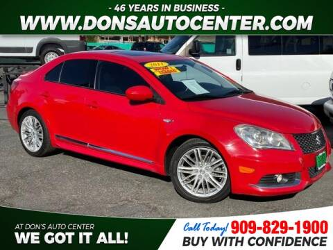 2011 Suzuki Kizashi for sale in Fontana, CA