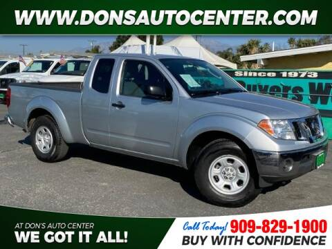 2010 Nissan Frontier for sale at Dons Auto Center in Fontana CA