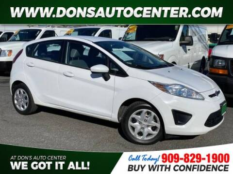2013 Ford Fiesta for sale at Dons Auto Center in Fontana CA
