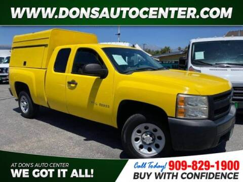2008 Chevrolet Silverado 1500 for sale at Dons Auto Center in Fontana CA