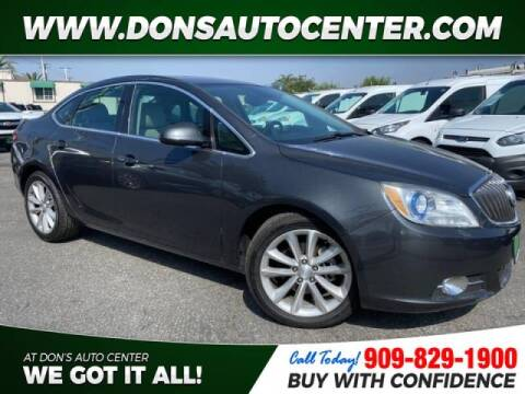 2016 Buick Verano for sale at Dons Auto Center in Fontana CA