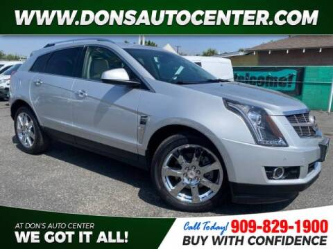 2011 Cadillac SRX for sale at Dons Auto Center in Fontana CA