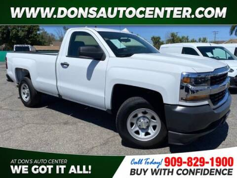 2016 Chevrolet Silverado 1500 for sale at Dons Auto Center in Fontana CA