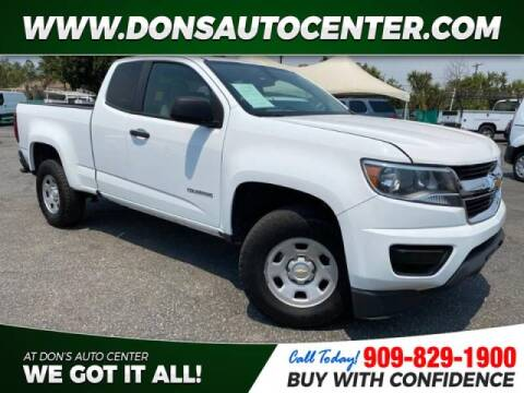 2016 Chevrolet Colorado for sale at Dons Auto Center in Fontana CA