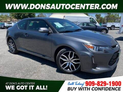 2015 Scion tC for sale at Dons Auto Center in Fontana CA