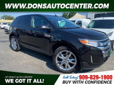 2012 Ford Edge for sale at Dons Auto Center in Fontana CA