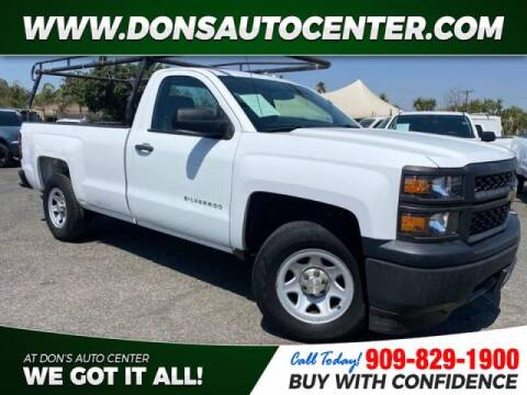 2014 Chevrolet Silverado 1500 for sale at Dons Auto Center in Fontana CA