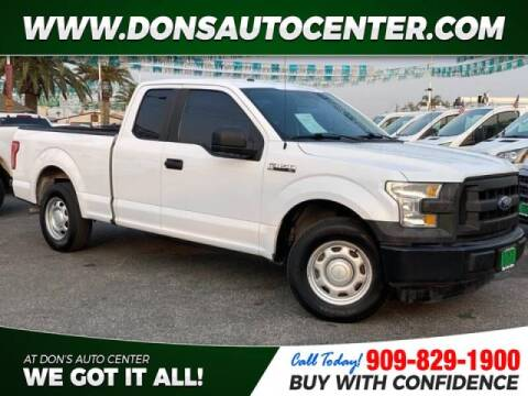 2015 Ford F-150 for sale at Dons Auto Center in Fontana CA