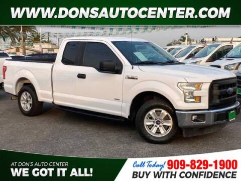 2017 Ford F-150 for sale at Dons Auto Center in Fontana CA