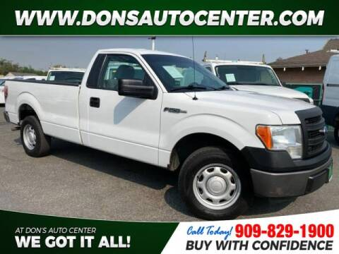 2013 Ford F-150 for sale at Dons Auto Center in Fontana CA