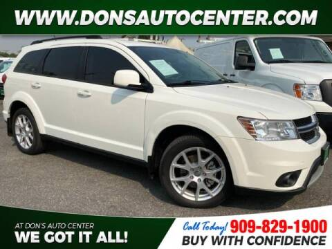 2016 Dodge Journey for sale at Dons Auto Center in Fontana CA