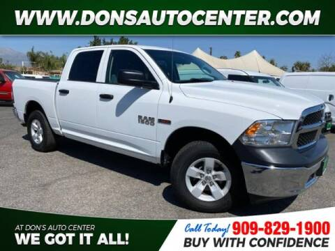 2016 RAM Ram Pickup 1500 for sale at Dons Auto Center in Fontana CA