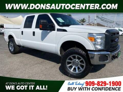 2015 Ford F-250 Super Duty for sale at Dons Auto Center in Fontana CA