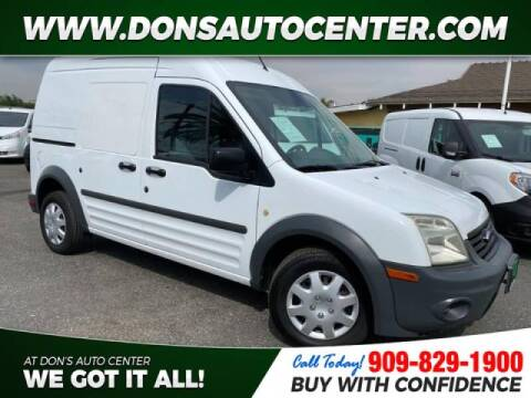 2012 Ford Transit Connect for sale at Dons Auto Center in Fontana CA