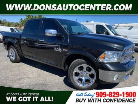 2015 RAM Ram Pickup 1500 for sale at Dons Auto Center in Fontana CA