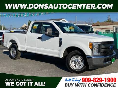 2017 Ford F-250 Super Duty for sale at Dons Auto Center in Fontana CA