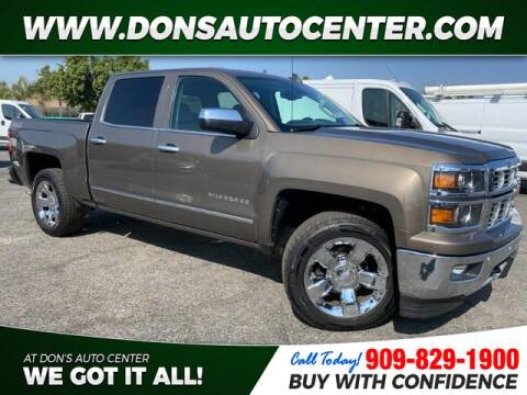 2015 Chevrolet Silverado 1500 for sale at Dons Auto Center in Fontana CA