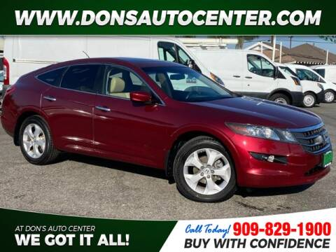2010 Honda Accord Crosstour for sale at Dons Auto Center in Fontana CA