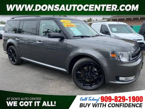2018 Ford Flex for sale at Dons Auto Center in Fontana CA