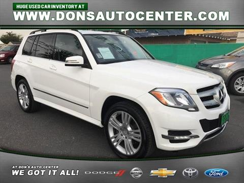 Certified mercedes benz glk for sale in maryland for Mercedes benz fontana ca