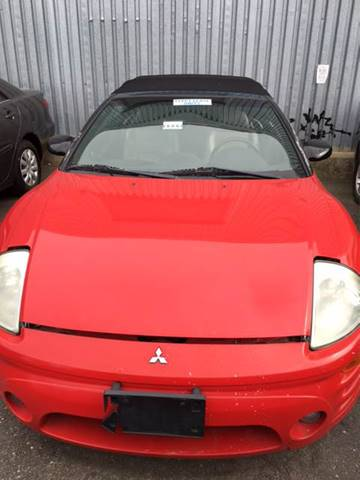 2003 Mitsubishi Eclipse Spyder for sale in Brentwood, NY