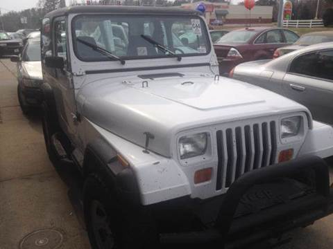 1991 Jeep Wrangler For Sale - Carsforsale.com®