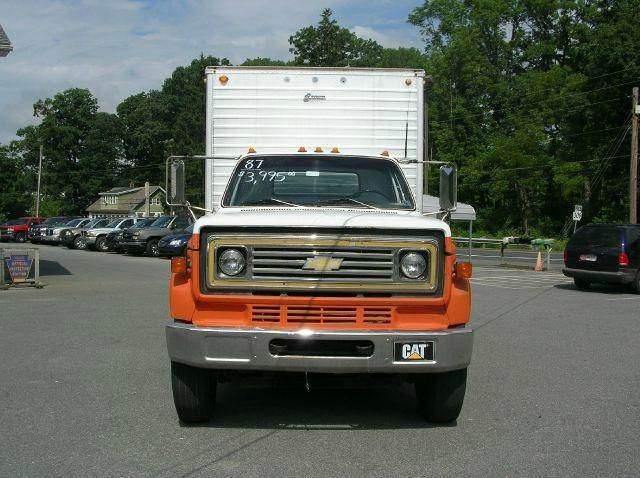 1987 Chevrolet C 70 Series for sale at Lee Miller Used Cars & Trucks inc. in Germansville PA