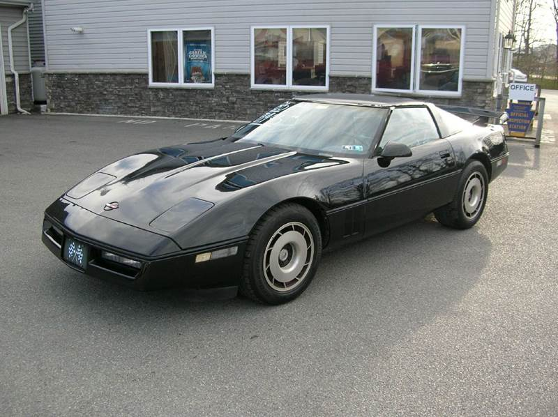 1985 Chevrolet Corvette for sale at Lee Miller Used Cars & Trucks inc. in Germansville PA