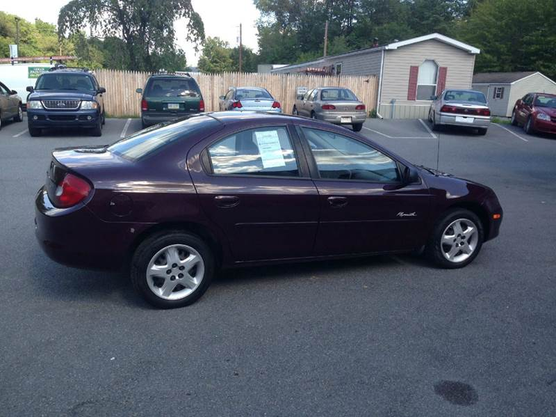 2000 Plymouth Neon for sale at Lee Miller Used Cars & Trucks Inc. in Germansville PA