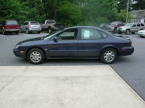 1998 Ford Taurus for sale at Lee Miller Used Cars & Trucks Inc. in Germansville PA