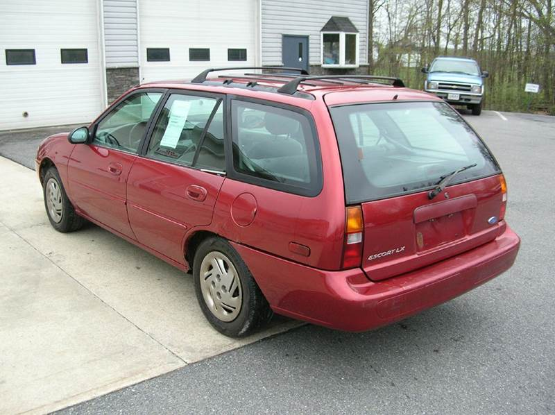 1997 Ford Escort for sale at Lee Miller Used Cars & Trucks Inc. in Germansville PA