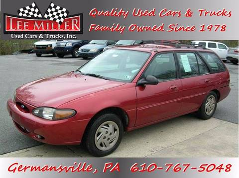 1997 Ford Escort for sale in Germansville, PA