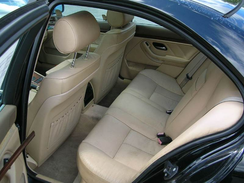 2003 BMW 5 Series for sale at Lee Miller Used Cars & Trucks inc. in Germansville PA