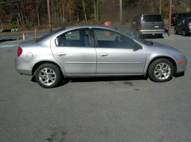 2000 Dodge Neon for sale at Lee Miller Used Cars & Trucks inc. in Germansville PA