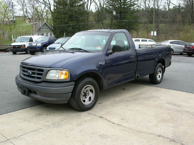 2002 Ford F-150 for sale at Lee Miller Used Cars & Trucks inc. in Germansville PA