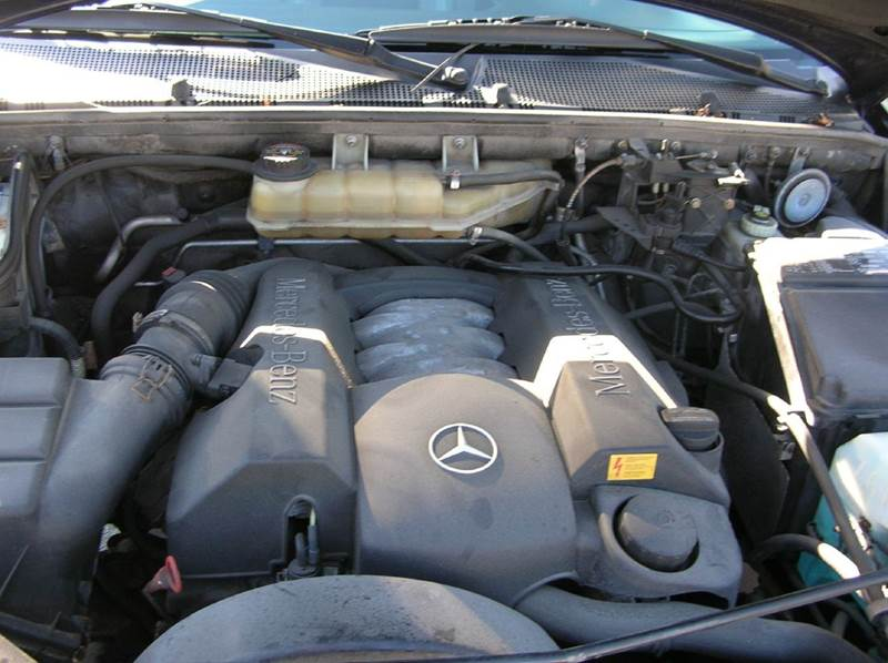 1999 Mercedes-Benz M-Class for sale at Lee Miller Used Cars & Trucks inc. in Germansville PA