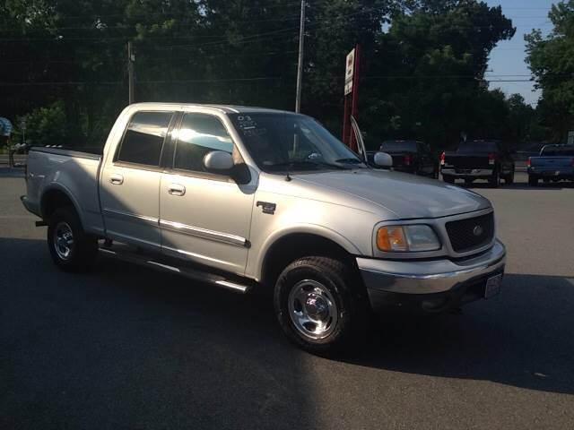 2003 Ford F-150 for sale at Lee Miller Used Cars & Trucks Inc. in Germansville PA