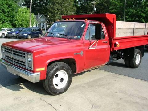 1987 Chevrolet C/K 30 Series