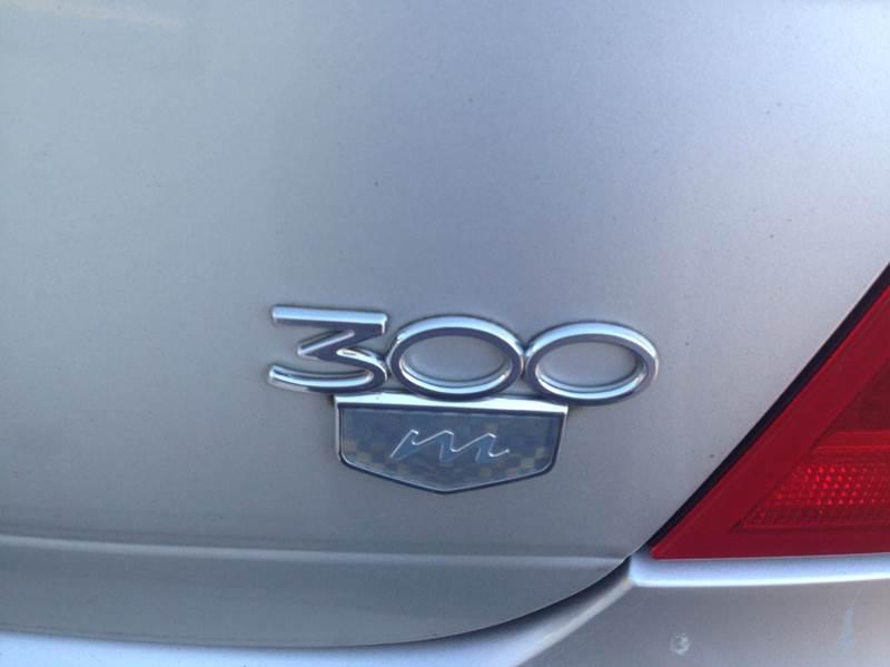 2003 Chrysler 300M for sale at Lee Miller Used Cars & Trucks inc. in Germansville PA