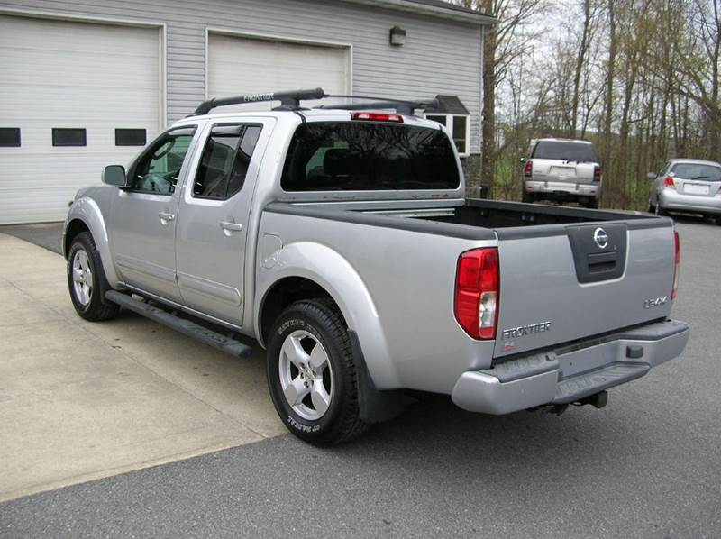 2006 Nissan Frontier for sale at Lee Miller Used Cars & Trucks inc. in Germansville PA