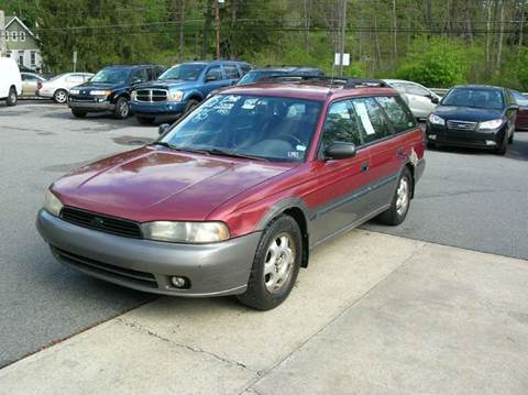 1995 Subaru Legacy for sale at Lee Miller Used Cars & Trucks Inc. in Germansville PA